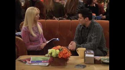 Джоуи учи френски