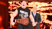Brock Lesnar's next title defense facing contract issues: WWE Now