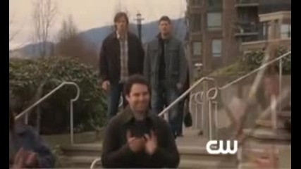 Supernatural - My Heart Will Go On Clip