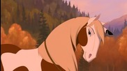 3/4 * Спирит * Бг Аудио - анимация (2002) Spirit: Stallion of the Cimarron # Dreamworks [ H D ]