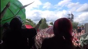 Rotterdam Terror Corps at Ruhr in Love 2014 - Megarave Records Stage