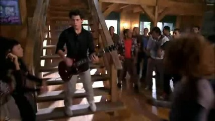 Jonas Brothers - Heart & Soul Official Camp Rock 2 Vodeo