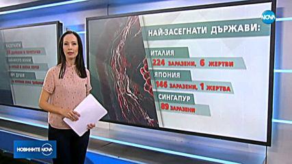 Спешни мерки срещу коронавируса и у нас (ОБЗОР)