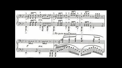 Prelude In G Minor Op.23 No.5 - Sheet Music