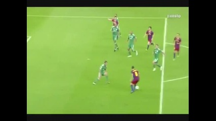 Lionel Messi Top 20 Goals 2010_2011