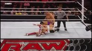Wwe Monday Night Raw 01.11.10 Part 6