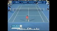 Надал спечели срещу Федерер  в Абу Даби
