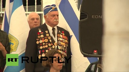 Israel: Victorious Red Army celebrated in Jerusalem