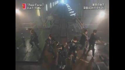 Kat-tun - Real Face ( live 2006.04.16)