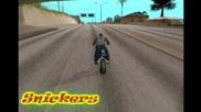 Black - San Andreas Stunts