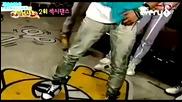 Shinee Sexy Back Pole Dancing!