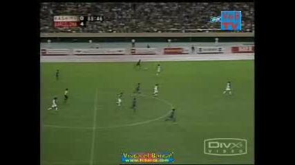 Robinho vs Messi