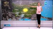 Прогноза за времето (14.08.2015 - сутрешна)