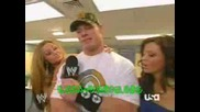 Cena Tests His Luck With 2005 Divas