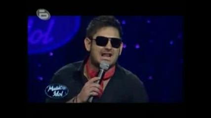 Music Idol 3 - Последен Театрален Кастинг (2)