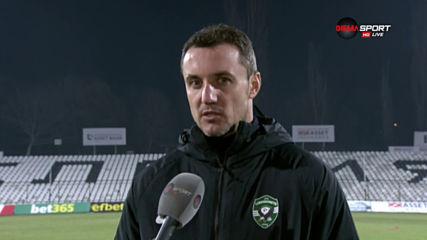 Генчев: Имам уверения, че ще остана в Разград през пролетта