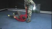 Остър нож с/у голи ръце! - майор Франц - урок 6-3 - Проект Самозащита