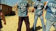 Pepsi Penalty Shootout Kaka, Drogba, Messi, Arshavin