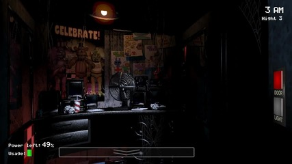 Five nights at freddy's l #night 3 Part 2