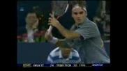 Roger Federer Slow Motion Tribute