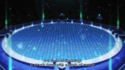 Rakudai Kishi no Cavalry епизод 10 eng subs