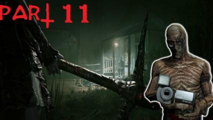 Влизаме в мините, дълбоко под земята! Добре дошли в Ада! - Outlast 2 Gameplay (Част 11)