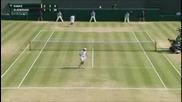 Wimbledon 2009 : Хаас - Джокович