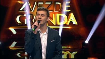 Predrag Spaskov - Zauvek tvoj - (live) - ZG 2014 15 - 03.01.2015. EM 16.