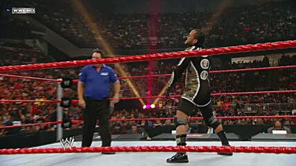 Jeff Hardy vs. MVP: WWE Judgment Day 2008 (Full Match)