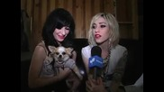 The Veronicas - Buzznet ( Interview )