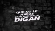 Ozuna ft Yandel - Dile Que Tu Me Quieres Remix (lyric Video)