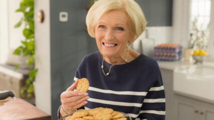 Овесени джинджифилови бисквити | Бързите рецепти на Мери Бери | 24Kitchen Bulgaria