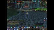 World of Warcraft 3.3.5 Pvp Arcane Mage 2v2 Santyagu Hd