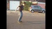 Скейт Трик - Shuvit Rewind