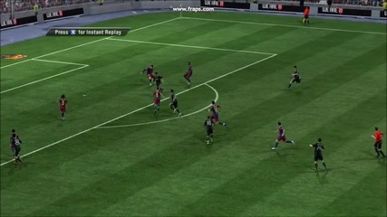 Fifa 11 golove na (messi,d.villa,kaka,xavi,c.ronal i iniesta)