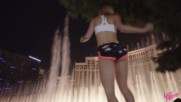 Lexy Panterra Vegas Invasion Bilie Jean Freestyle Dance Party Bass Film Menejer 2016 Hd