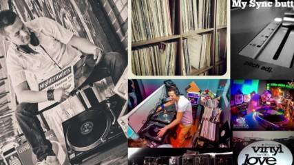 Classics House Music Megamix_set Strictly-vinyl Dj Villy Berlin vol.2
