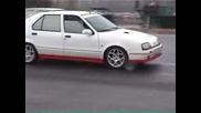 Renault 19 16v Vs Vw Golf 2 Gti