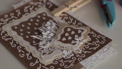 Красиво и супер ефектно: хартиена дантела