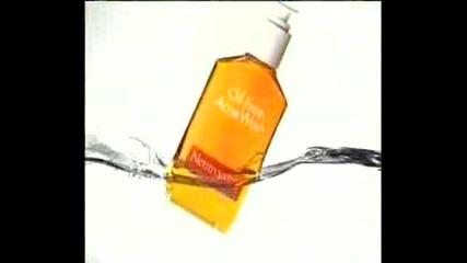 Paola Rey - Neutrogena [реклама]
