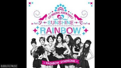 Rainbow - Chewing Time [1st full album Rainbow Syndrome Part.2]