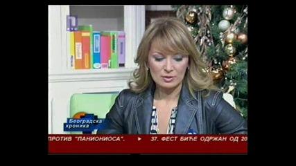 Цеца - Интервю 12.01.2009.wmv