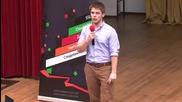 Unistart Talks #1 Успешни в България! Любомир Янчев от Melissa Climate