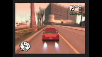 Gta Sa - Speeding Up