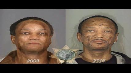 Ефектът от Наркотиците: Преди и След!