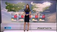 Прогноза за времето (15.12.2014 - обедна)