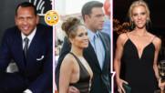 След целувката на Дженифър Лопес и Бен Афлек: Алекс Родригес се събира с... бившата на Афлек?