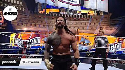 JOHN CENA ENFRENTARÁ AL LINAJE SAMOANO: WWE Ahora, Jul 23, 2021