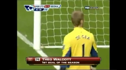 Manchester United Vs Arsenal 8-2 All Goals And Highlights 28-8-2011