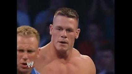 Джон Сина срещу Гробаря [ Vengeance 2003 ]